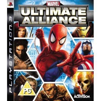 Marvel Ultimate Alliance PS3